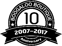 boogaloo boutique logo